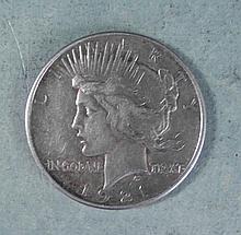 Key Date 1921 Peace Dollar