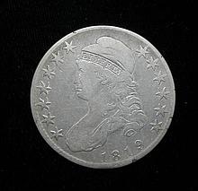 1819 Capped Bust Half High Grade