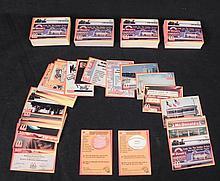 5 Complete Sets Dealer Lot McDonalds Trading Cards