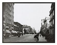 3 Photo Prints of Washington DC, Capitol Bldg 1863-1941