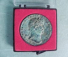Very Large Early Bizantene Coin Nice Grade