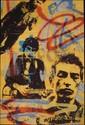 Bobby Hill Bob Dylan Signed Pop Art Print, Bobby Hill, Click for value