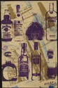 Bobby Hill Original Signed Painting Bottles Gold, Bobby Hill, Click for value