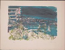 Ruth Gikow Signed Art Proof Print (Jack Levine's Wife)