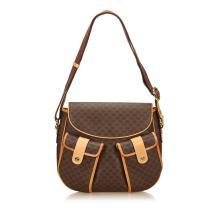 Celine - Macadam PVC Shoulder Bag