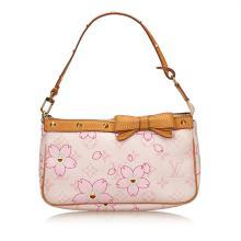 Louis Vuitton - Monogram Cherry Blossom Pochette Accessories