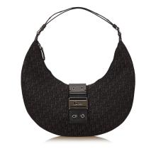 Dior - Jacquard Diorissimo Handbag