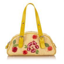 Dior - Floral Handbag