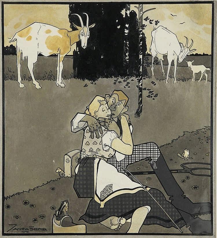 Janoušek František (Czech, 1890 - 1943)