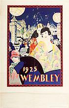 Poster Wembley 1925