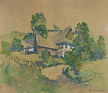 Kalvoda Alois (1875 - 1934, Czech)