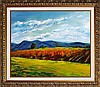 Country Vineyard  by Sylvia Adler Limited Edition, Sylvia Adler, Click for value