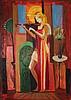 Original Oil on canvas Rafael Saryan, Rafael Saryan, Click for value