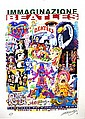 Alan Aldridge Limited Edition Giclee Beatles Immaginazone, Alan Aldridge, Click for value