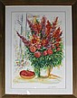 Marc Chagall- Limited Edition Lithograph- Bowl of Cherries