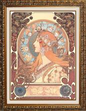 Mucha The Zodiac