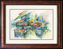 Original Watercolor Michael Schofield