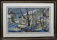 Patchell Olson Limited Ed Lithograph