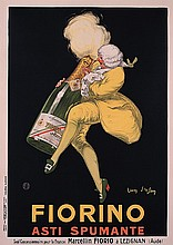 Italian Poster-Fiorino