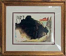 Salvador Dali-Hand Signed Limited Edition