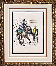 Toulouse Lautrec Original Lithograph Circus 1899