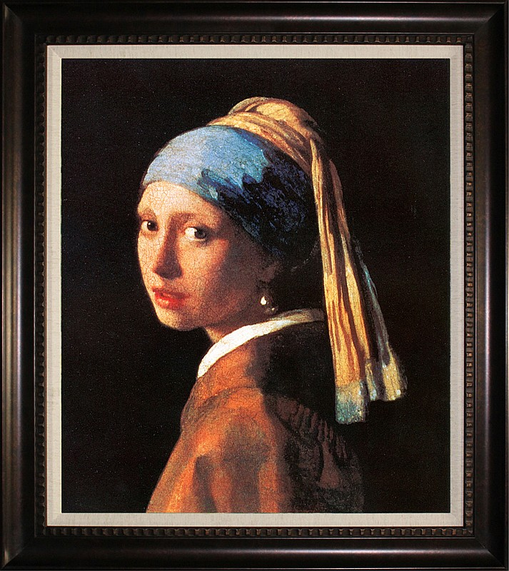 Jan vermeer artwork for sale at online auction jan for Biographie de vermeer