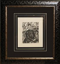 After Renoir Etching