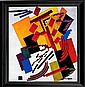 Olga-Composition-Limited Edition Giclee Lithograph