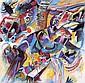 Kandinsky-Ltd Ed Improvisation