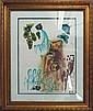 Salvador Dali-Original Lithograph Ltd Ed Hand Signed