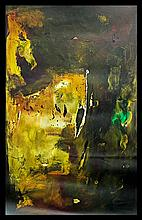 Michael Schofield-Original Oil Abstract