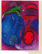 Marc Chagall Limited Edition Lamon's and Drya's Dream