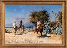 Edward Lord Weeks In the Dessert Limited Edition