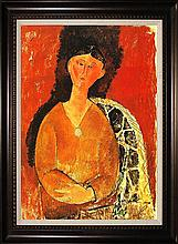 Modigliani Beatrice Hastings Limited Edition