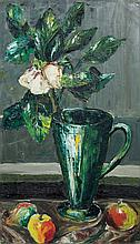 Stillife by K. Himmel Original Oil on canvas