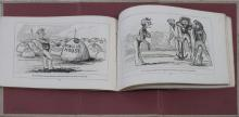 Journey to the Gold Diggins by Jeremiah Saddlebags.  The First Edition-The First Comic Book Ever from 1847