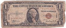 $1 Hawaii Currency 1935A