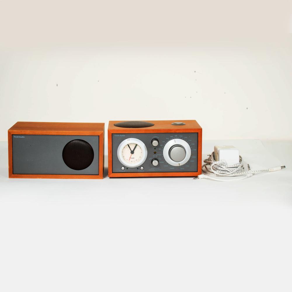 Tivoli Audio Receiver with Companion Speaker
