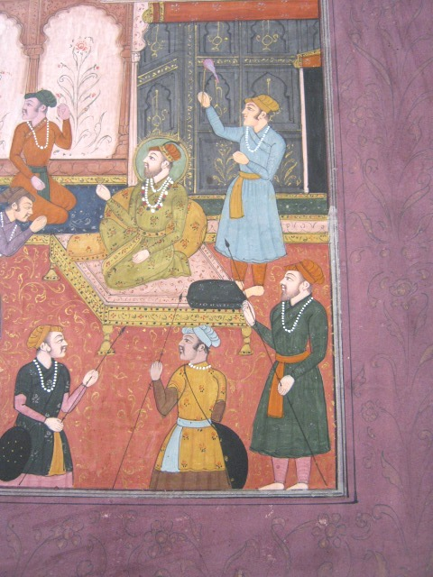 Indian miniature painting of akbar Paintings that are worth a lot of money