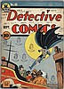 Detective Comics, DC, September 1940, nr. 43, Bob Paul Kane, Click for value