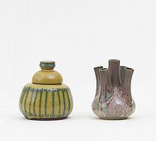 Dose und Vase