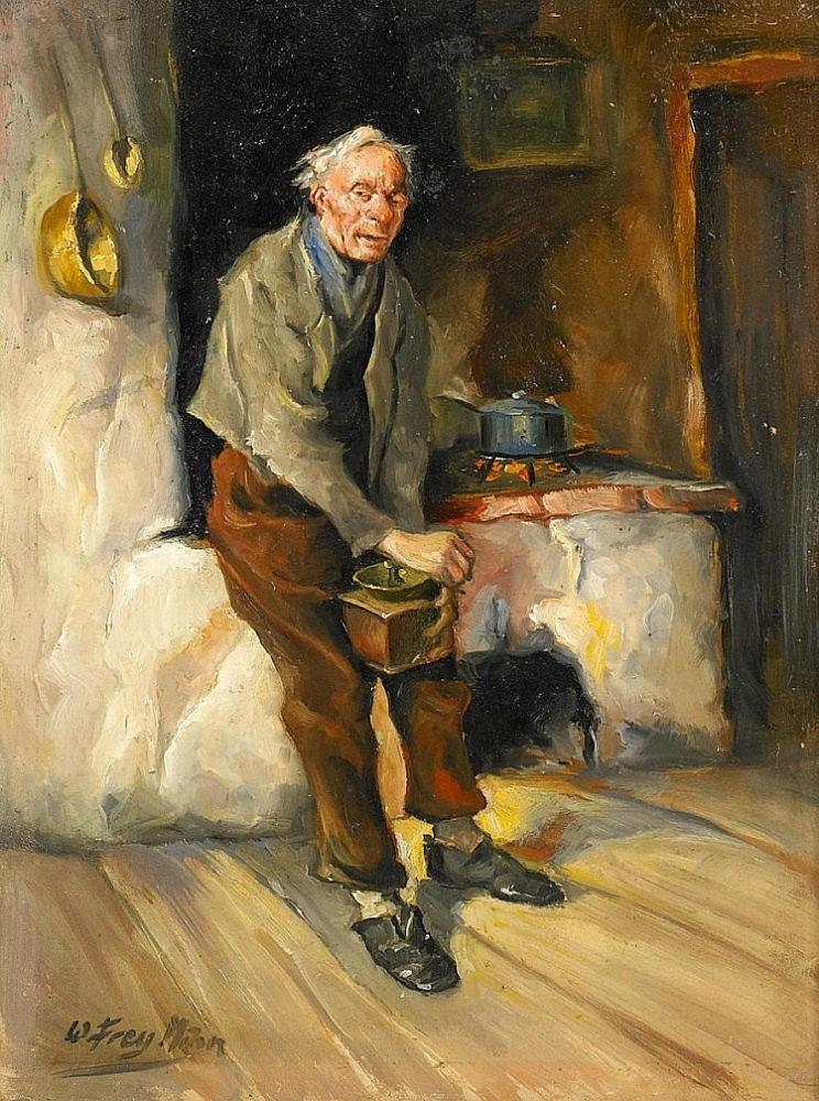 Frey, Wilhelm1826 Karlsruhe - 1911 MannheimMann