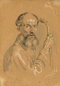 Grashof, Otto1812 Prenzlau - 1876 KölnPortrait des