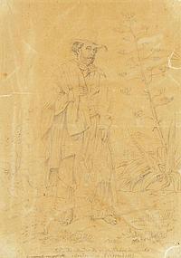 Grashof, Otto1812 Prenzlau - 1876 KölnBildnis des