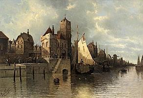 Siegen, August von circa 1850 active in Vienna and