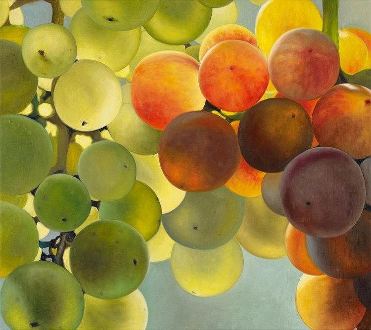 Kneffel, Karin 1957 Marl Ohne Titel. 2009. Öl auf