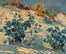 PERFALL, ERICH FREIHERR VON - Düsseldorf 1882 - 1961 In the Dunes.