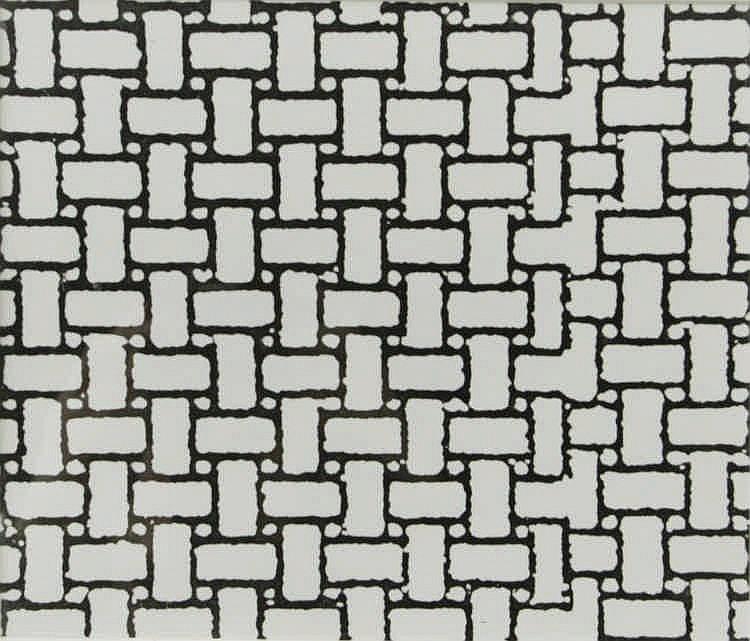 BERNARD, CINDY 1959 San Pedro, California Grid aus der Serie Secu