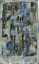 TREVISAN, REMI Ex animo (3 Arbeiten). 1993. 1) 60 x 33cm, 2,3) 58 x 33