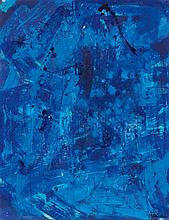 TREVISAN, REMI Ohne Titel. 1993. Mischtechnik auf Papier. 90 x 70cm. R